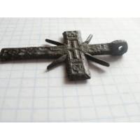 Крест нательный 17 век